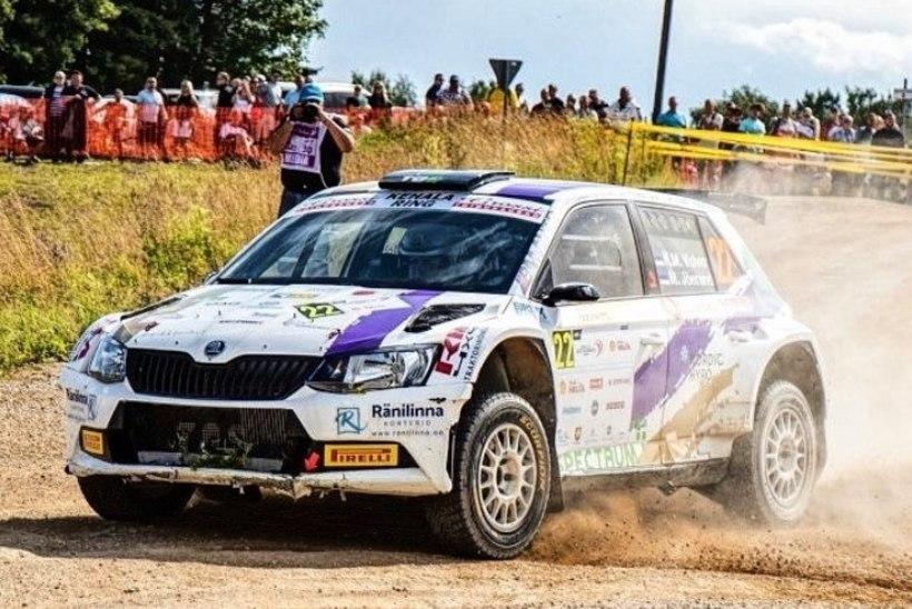 TUULT TIIBADESSE! Eesti rallitalent tahab uuel hooajal sõita WRC2-klassis