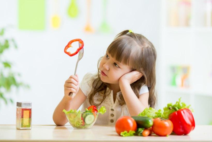 Võõra toidu kartus võib suurendada elustiilihaiguste riski