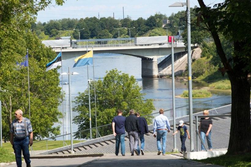 Narva ärimees ähvardab: riigigümnaasium halvab mu äri, olen valmis kooli rajamise vastu kohtusse minema