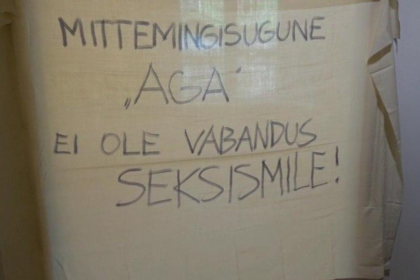 TISSI- VÕI LAPSEAHISTAMISSKANDAAL? End paljaks koorinud Eesti kunstnik saab rahvusvahelist tähelepanu