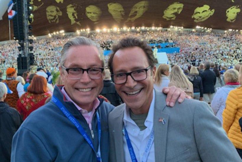 Laulev revolutsioon liigub Broadway lavade suunas. Autorid: ameeriklased peaksid sellest sündmusest kuulma
