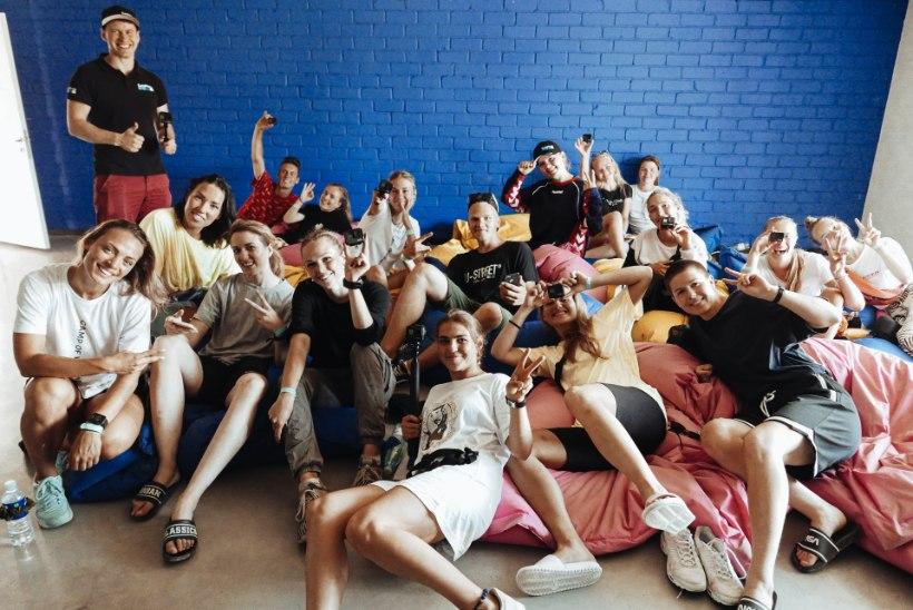 GALERII JA VIDEO | Camp of Hip-Hop: Mariah Carey koreograaf Henry Link andis Eestis unustamatud tantsuklassid!