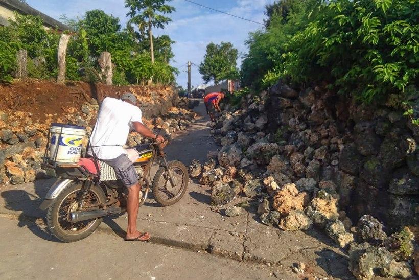 FOTOD | Filipiinidel värises maa, hukkus vähemalt kaheksa inimest