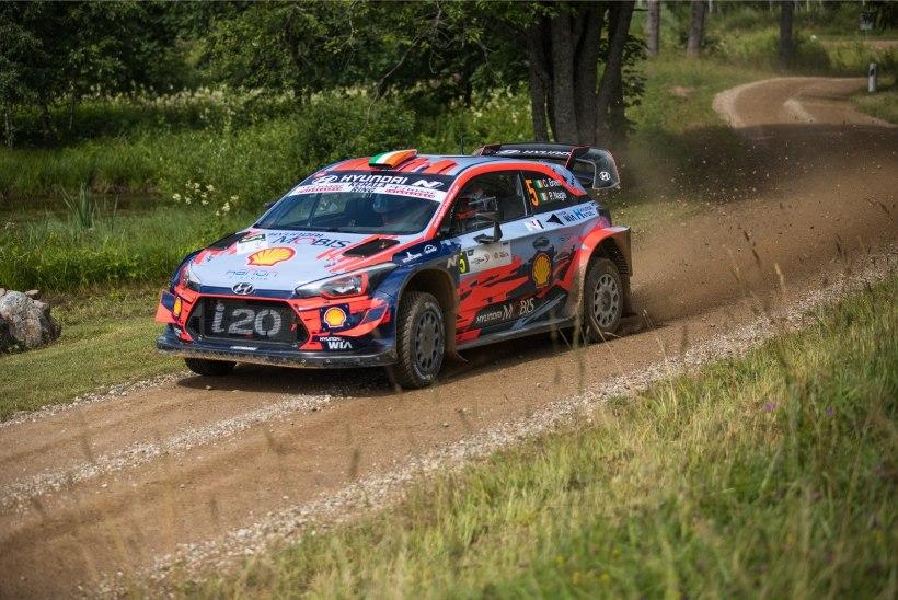 Üle poole aasta WRC-karussellist eemal olnud Breen: süütasin endas kustunud leegi