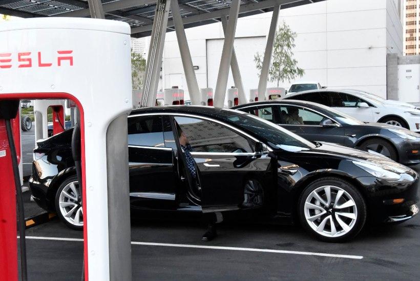 Elektriautode ostutoetus on naasmas, esialgu üle kolme korra lahjemana