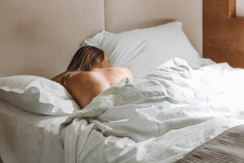 Erik Orgu nõuanded, kuidas end öösiti korralikult välja puhata