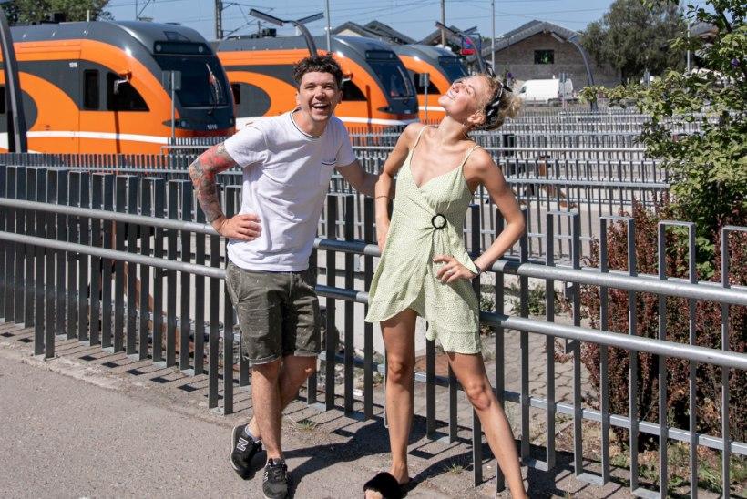 Lauri Pedaja ja Inga Tislar viivad kuus eestlast endaga Euroopasse rongiseiklusele
