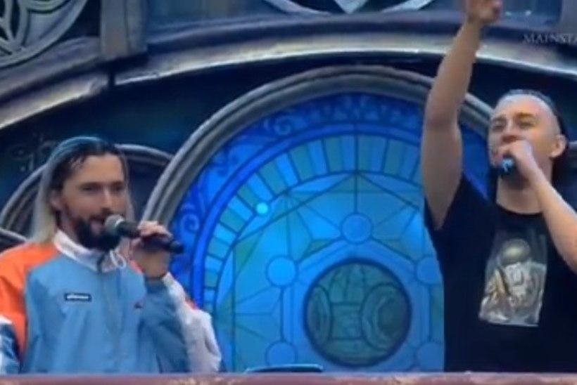 VIDEOD | Vau! Tommy Cash esines Tomorrowlandi festivalil!