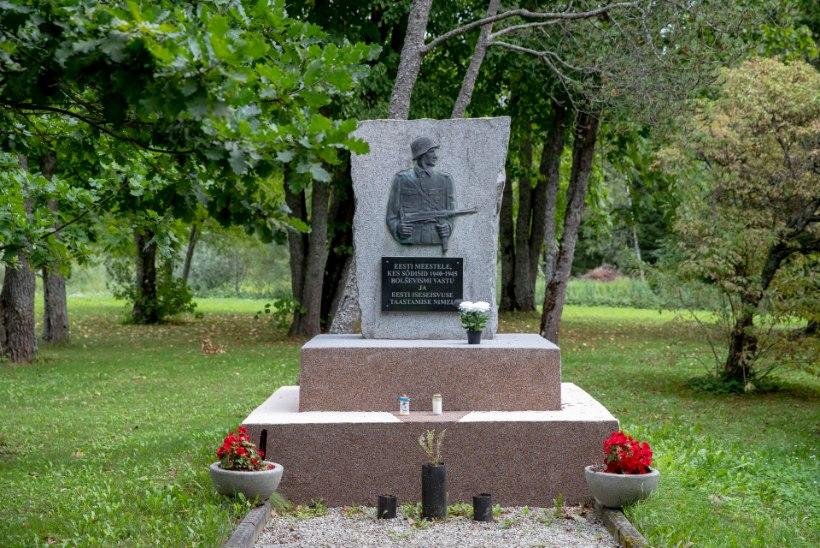 Lihula mälestussammas tahetakse üles panna 20. augustiks