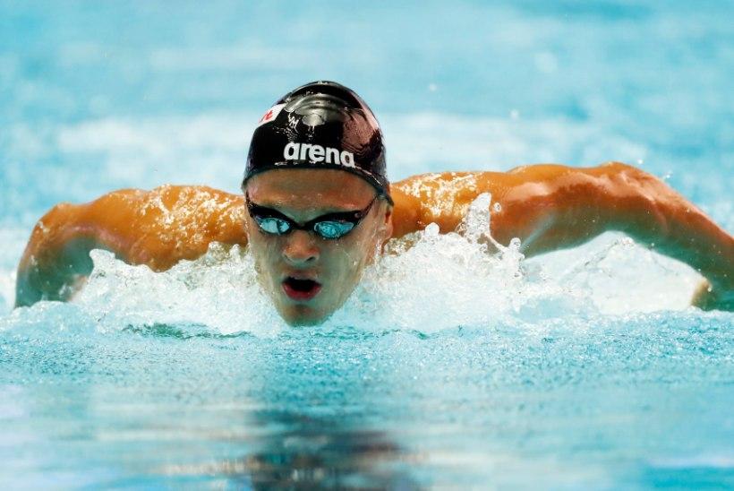 Deivil Tserp | Eesti spordi kaks erinevat edulugu
