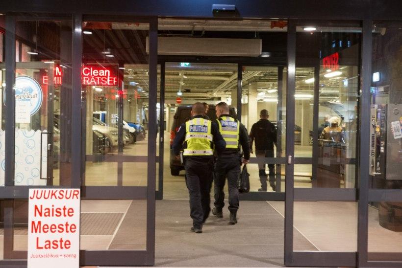 VALEHÄIRE: purjus mees väitis politseile, et Balti jaamas tulistati