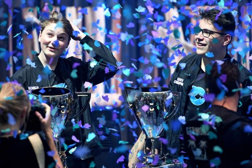 Fortnite World Cup duoturniiri võit tuli Euroopasse