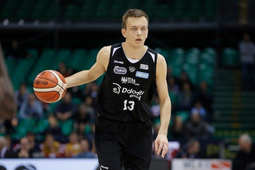 NOORKORVPALLURI ELU ITAALIAS: kaklused ungarlastega, trennid NBA meestega