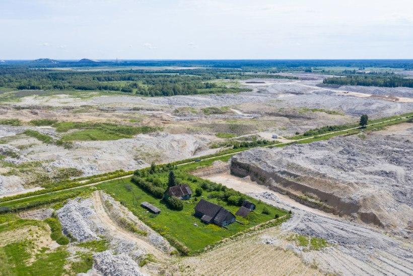 KIVIÕLI MAAOMANIKE HIRM: kuumaastikuks kaevatud maa jääb korrastamata