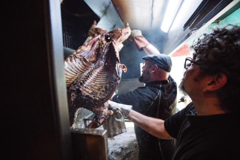 Kalamajas avati Argentiina restoran Siga la Vaca