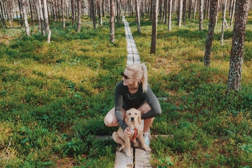 """Lauljatar Tuuli Rand soovitab lemmiklooma kõigile: """"Su elu ei jää seisma, kui koera võtad!"""""""