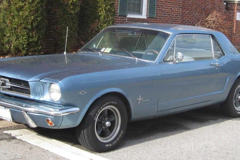 Suri ikoonilise Ford Mustangi loonud legendaarne autotööstur