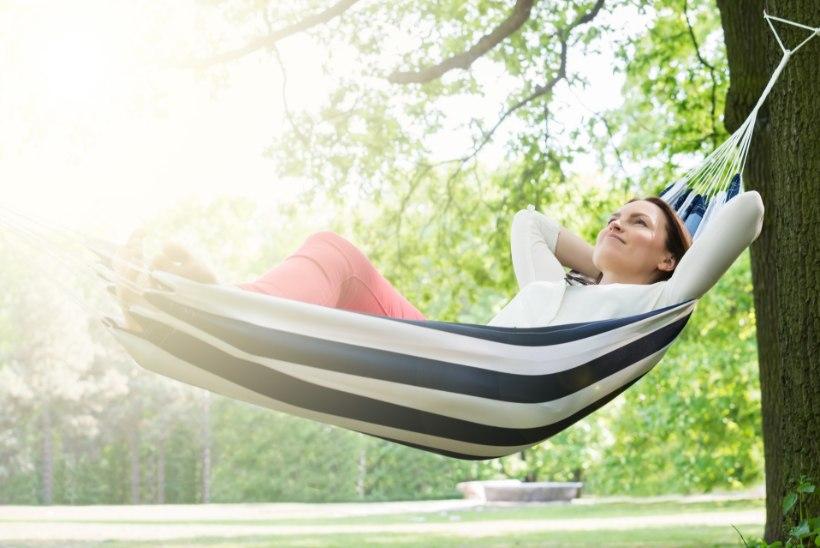 Neli nõksu, kuidas puhkuse ajal vormi hoida