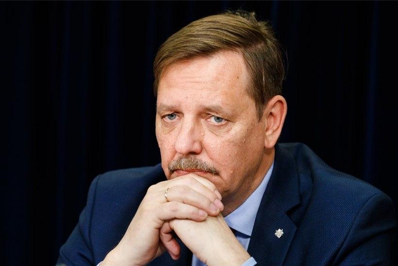 Huvide konflikt võttis Taavi Aasalt TTV nõukogu esimehe koha