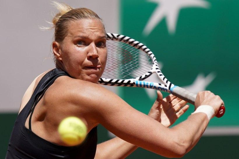 Maailma tippmängija lõpetas Kaia Kanepi Wimbledoni