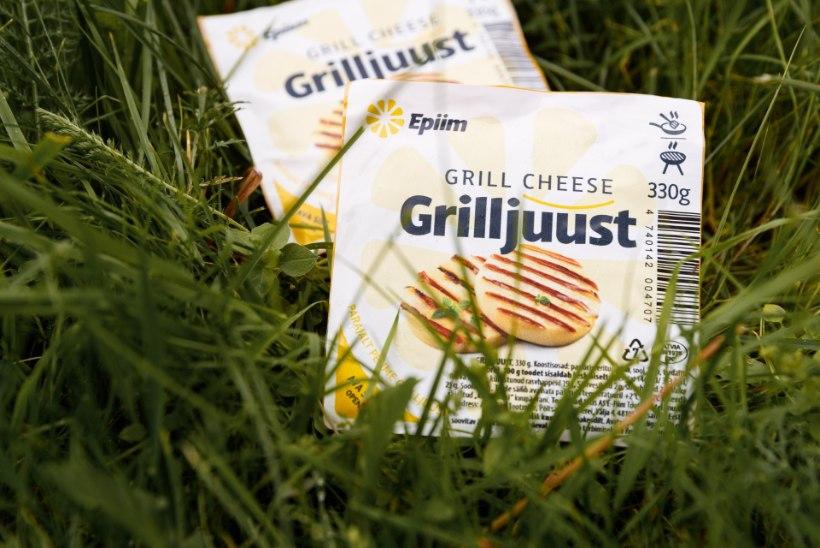 MURRAME MÜÜTE | Kas juust sobiks grillile?