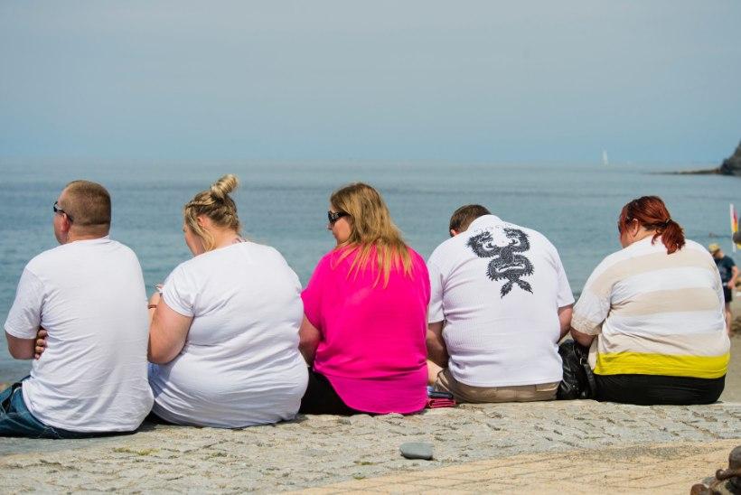 VEEL HULLEM KUI SUITSETAMINE: paljude vähkide põhjus on pigem ülekaal