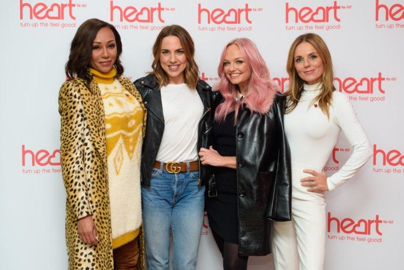 Spice Girlsi Austraalia tuur küsimärgi all: Geri Horner jätab vürtsitüdrukud maha?