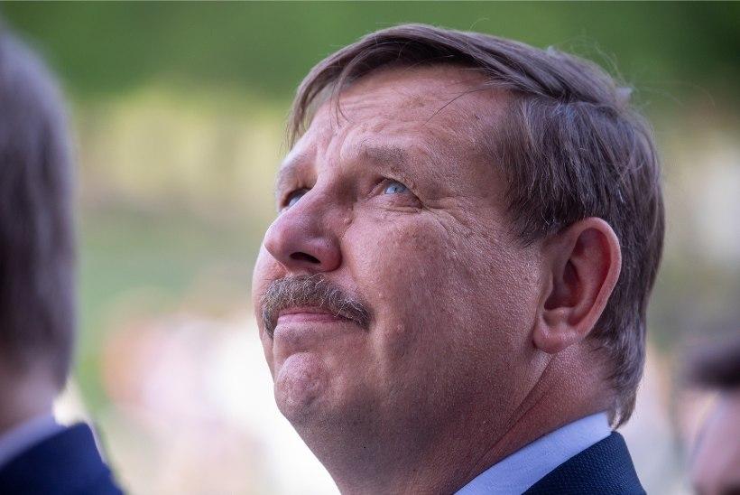 SAHIN | Taavi Aas lahkub Tallinna Televisiooni nõukogu esimehe kohalt
