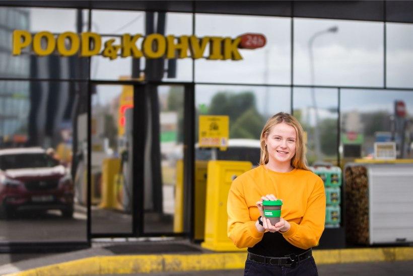 ÕL VIDEO | KATSE: millistes Tallinna toidukohtades saab oma topsiga kohvi kaasa osta?