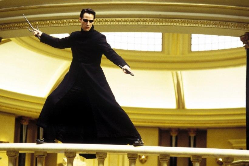 """Retro ruulib! 20 aastat vana """"Matrix"""" kogus kinos uutest filmidest rohkem vaatajaid"""