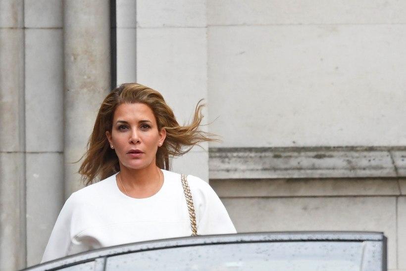 PÕGENENUD PRUUT: Londonis toimub Dubai šeigi ja tema küüsist plehku pannud printsessi kohtuprotsess