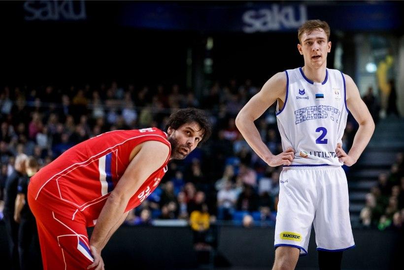 Cramo abitreener: Serbia mäng andis aimduse, et Raieste peaks hakkama saama ka Ühisliiga tasemel