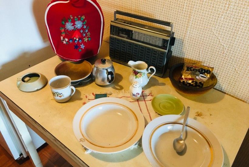 """Näitus """"Ajareis – elu nõukogude Eestis"""" viib magusmõrule ajarännakule!"""