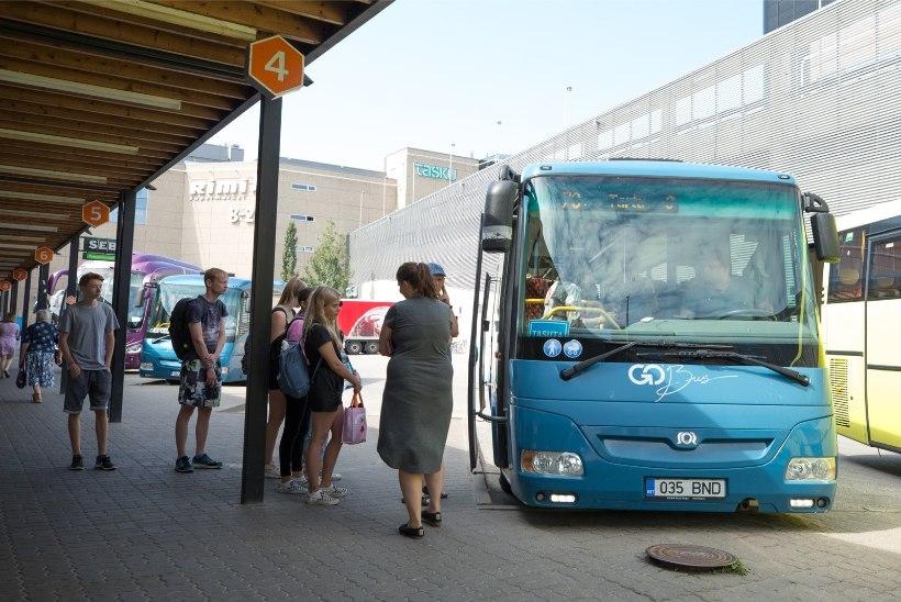 TV3 VIDEO | Bussijuhid kurdavad: tööaeg on sageli pikem töölepingus sätestatust, ettevõtted ei soovi palka tõsta