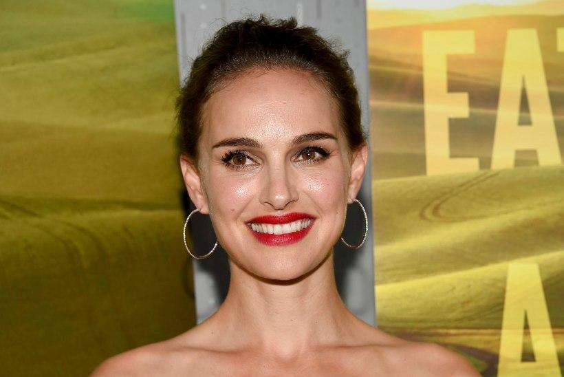 Natalie Portman keeldub filmides ema kehastamast
