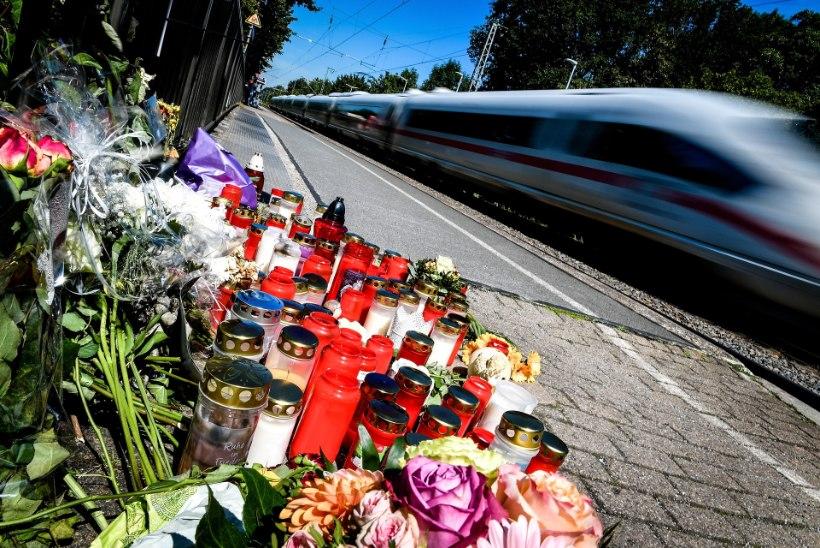 ŠOKK SAKSAMAAL: 10 päeva jooksul lükati kolm inimest rongi ette