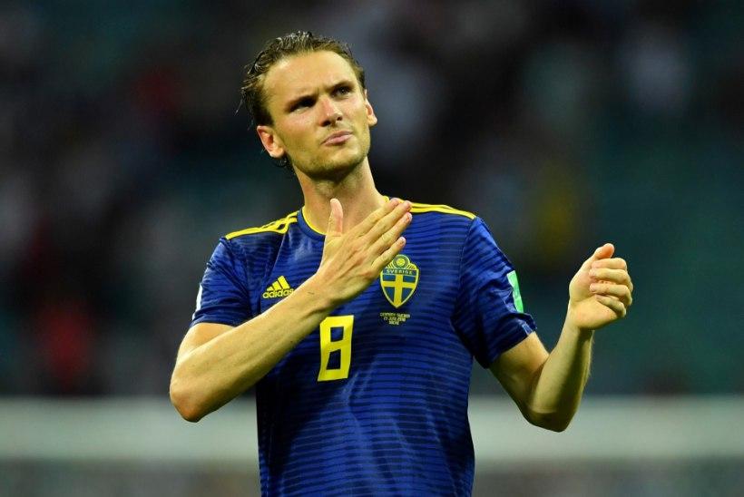 Rootsi tippjalgpallur: on probleem, et jalgpallis sisuliselt puuduvad avalikud geid