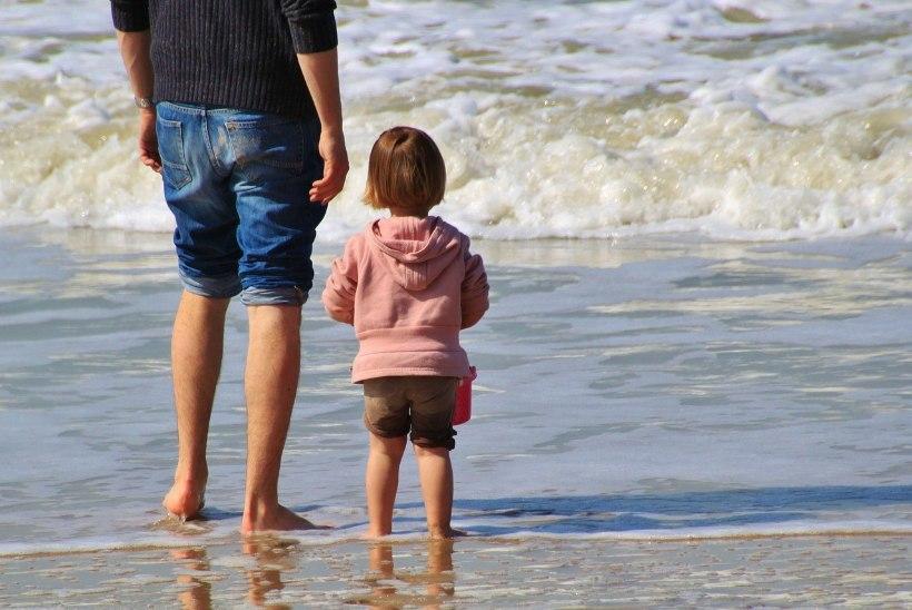 IMETAMISNÕUSTAJA: rinnaga toitmisel on tähtis ka isa toetus ja lähedus