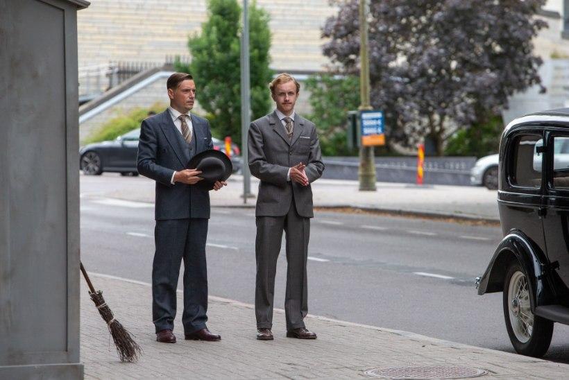 GALERII | Tallinn muundus kodumaise spioonifilmi võteteks tagasi aastasse 1939