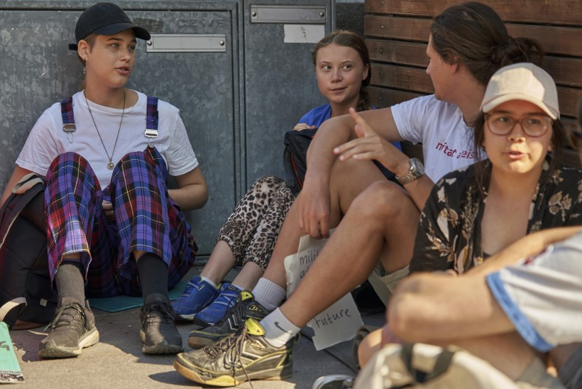 OTSUSTATUD! Teismeline kliimaaktivist Greta Thunberg purjetab Ameerikasse