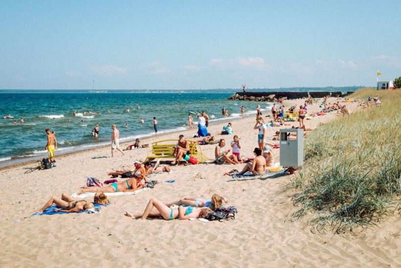 MÄRK KLIIMA SOOJENEMISEST: Eesti randades on aina enam vibriobaktereid, mis tekitavad koolerat ja nahapõletikke