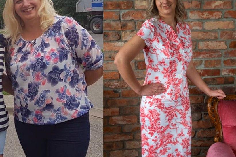 20 kilo kaotanud Dana: mul oli varem piinlik oma puhkusepilte näidata!