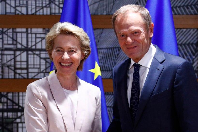 PIINLIK: president Macron sõitis demokraatiast teerulliga üle