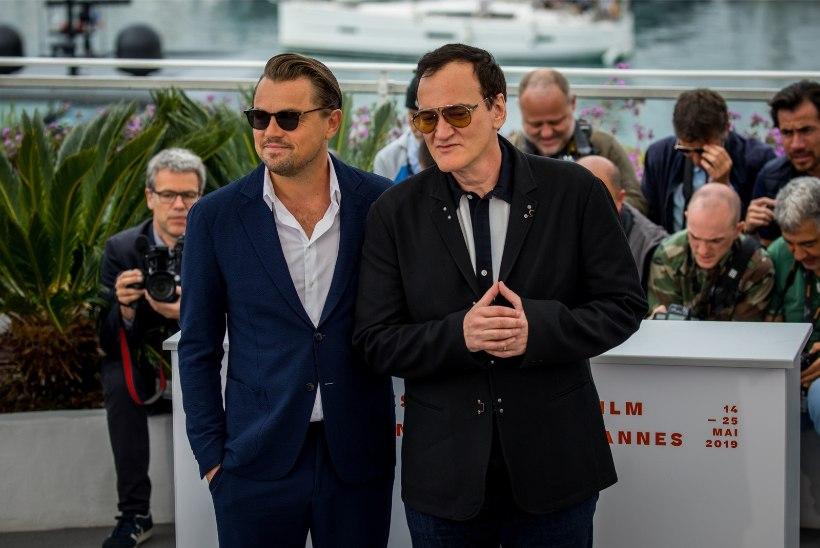 Quentin Tarantino läheb pensionile?