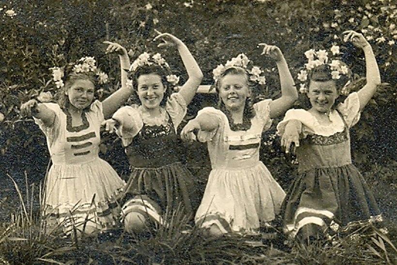 TANTSUPIDU | Karksi-Nuia tantsudünastia on pannud tantsima mitu põlvkonda noori
