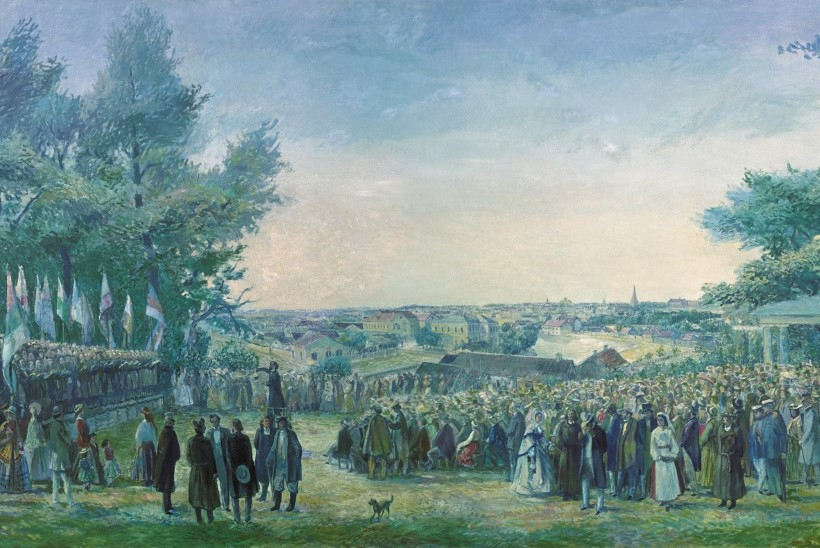 Kuhu on kadunud esimese eestlasest fotoreporteri Reinhold Sachkeri tehtud 1869. aasta üldlaulupeo fotod?