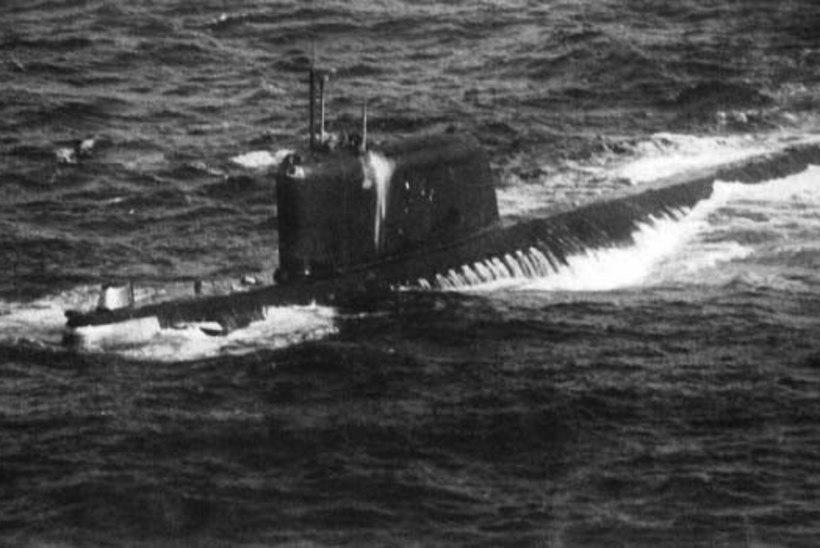 SURM OOKEANISÜGAVUSTES: miks on juhtunud kuus traagilist allveelaevakatastroofi