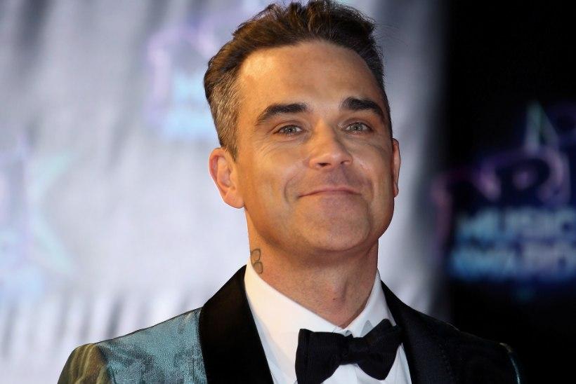 Robbie Williams on hädas surnud muusiku vaimuga