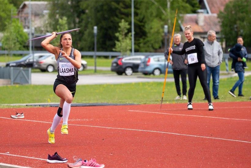 Rasmus Mägi tegi Teemantliiga etapil hooaja parima jooksu, Laasma ebaõnnestus