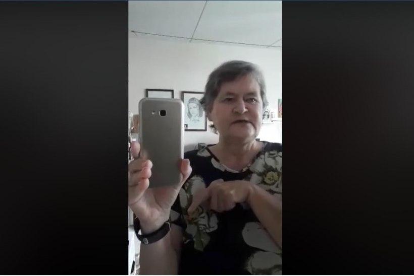 VIDEO | Viljandi vanaproua nakatab oma naeruteraapiaga ka sind!